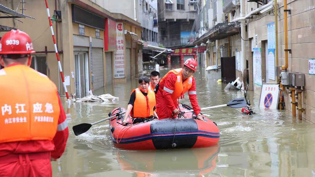 100k People Evacuated as Floods Threaten Chinese Heritage Site