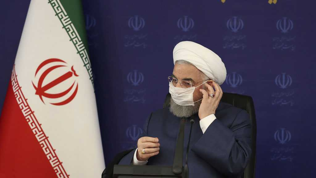 Rouhani: Global Arrogance Initiated Economic War Against Iran