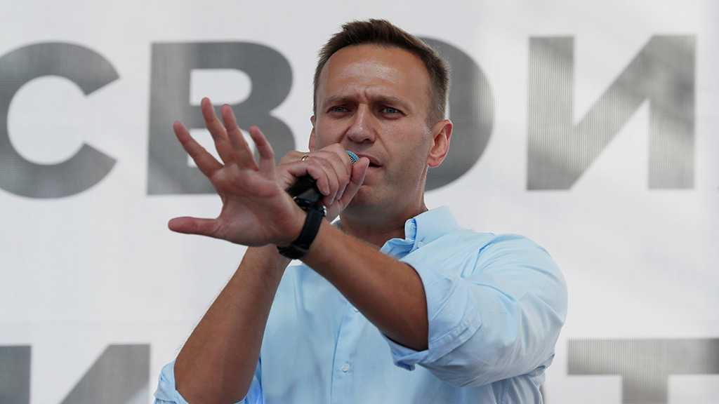 Russian Opposition Figure Navalny Hospitalized Over Suspected Poisoning