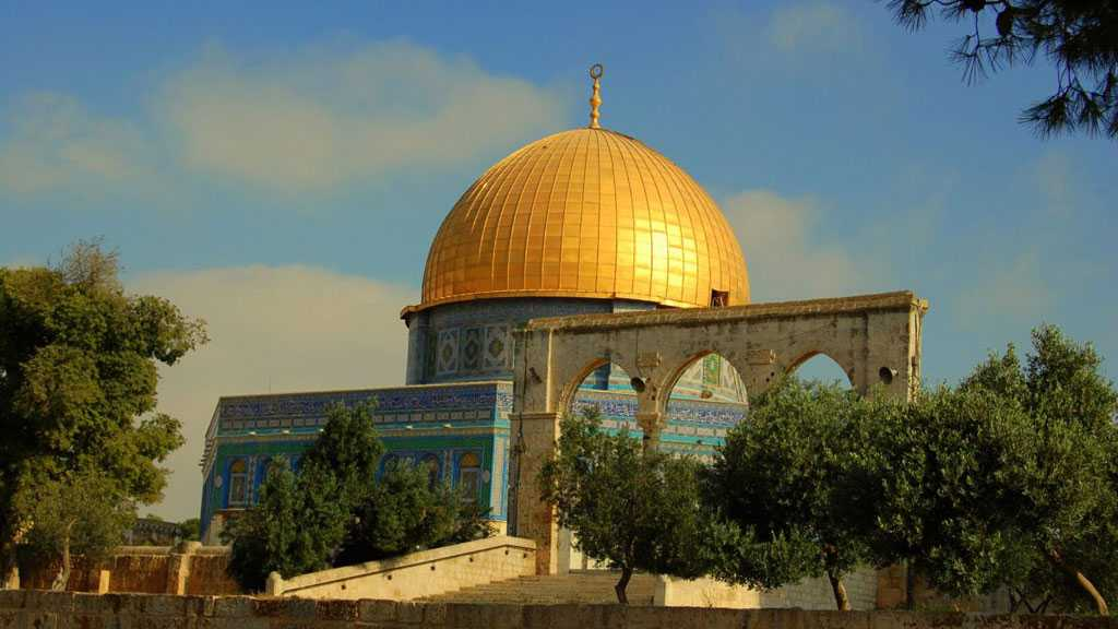 """""""Al-Aqsa to Remain a Red Line"""": Hamas Affirms on the 51st Anniversary of Burning It"""