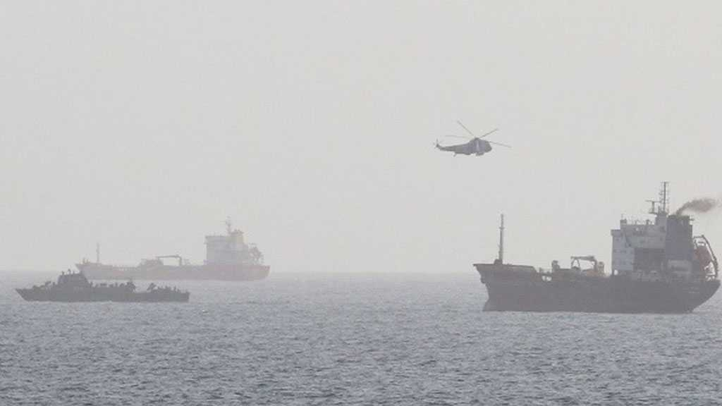 Iran Seized a UAE Ship, Detained Crew for Violation of Its Territorial Waters