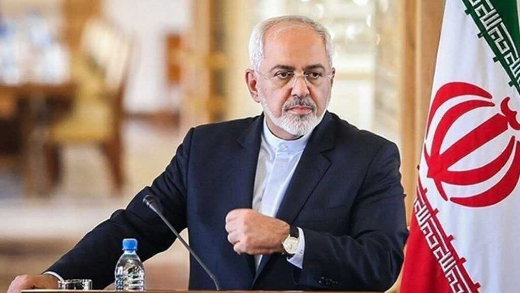 Zarif Raps US' Bid to Trigger Snapback Mechanism in Talks with UN Chief