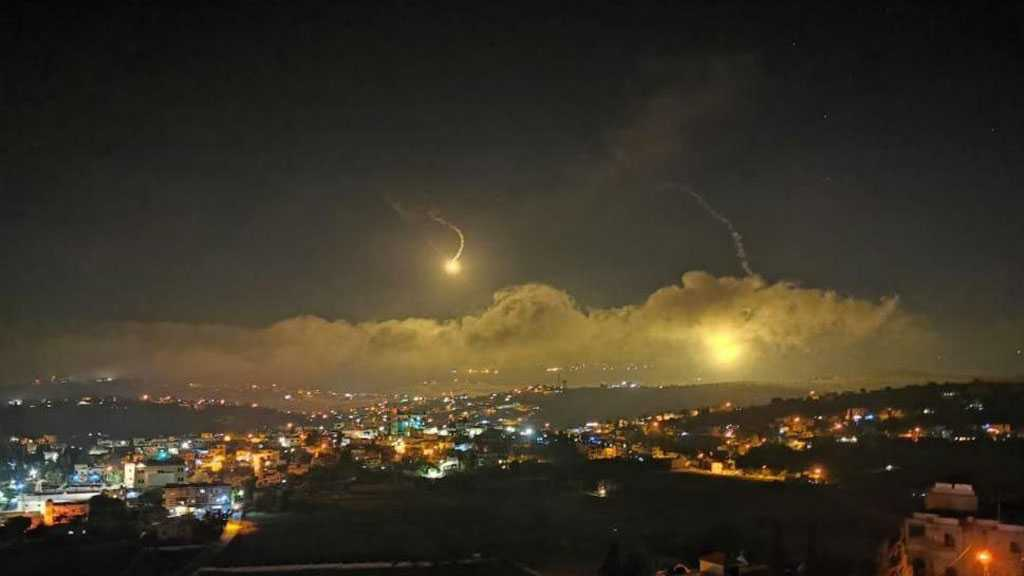 False Alarm or Hezbollahmania? 'Israel' Fires Phosphorous Shells at Lebanese Border During Alleged Security Incident