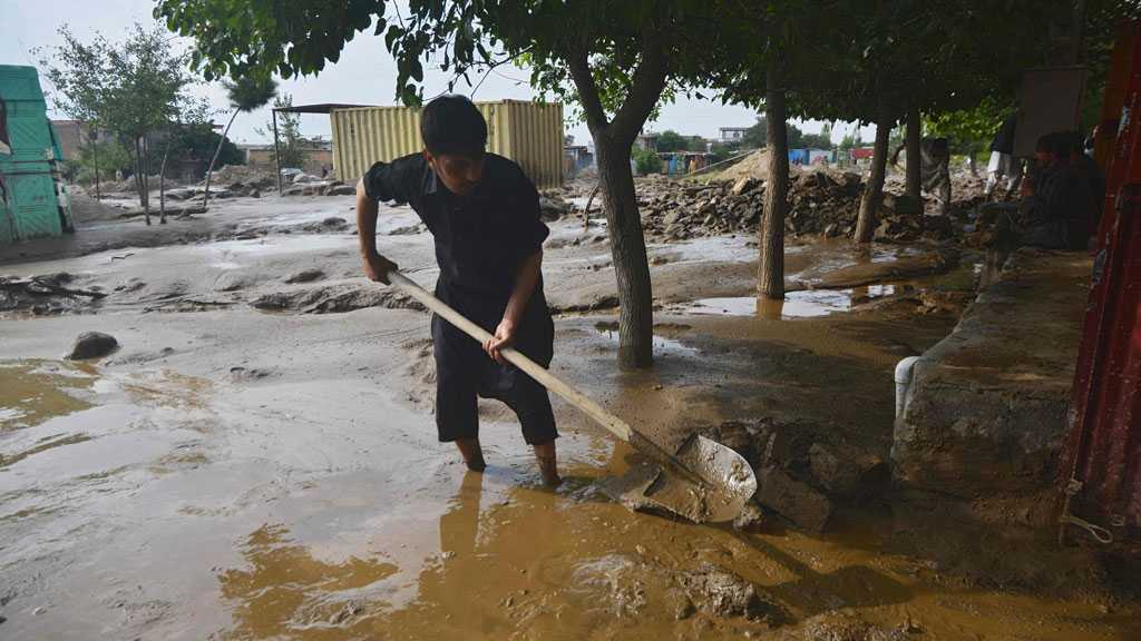 Afghanistan Flash Floods Kill at Least 46