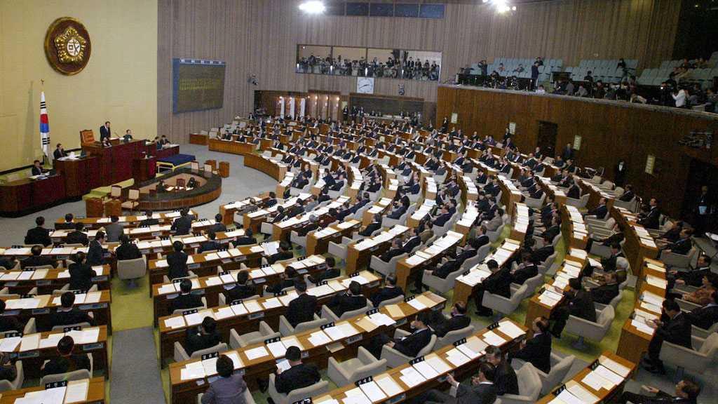 South Korea Closes Parliament over Virus Fears