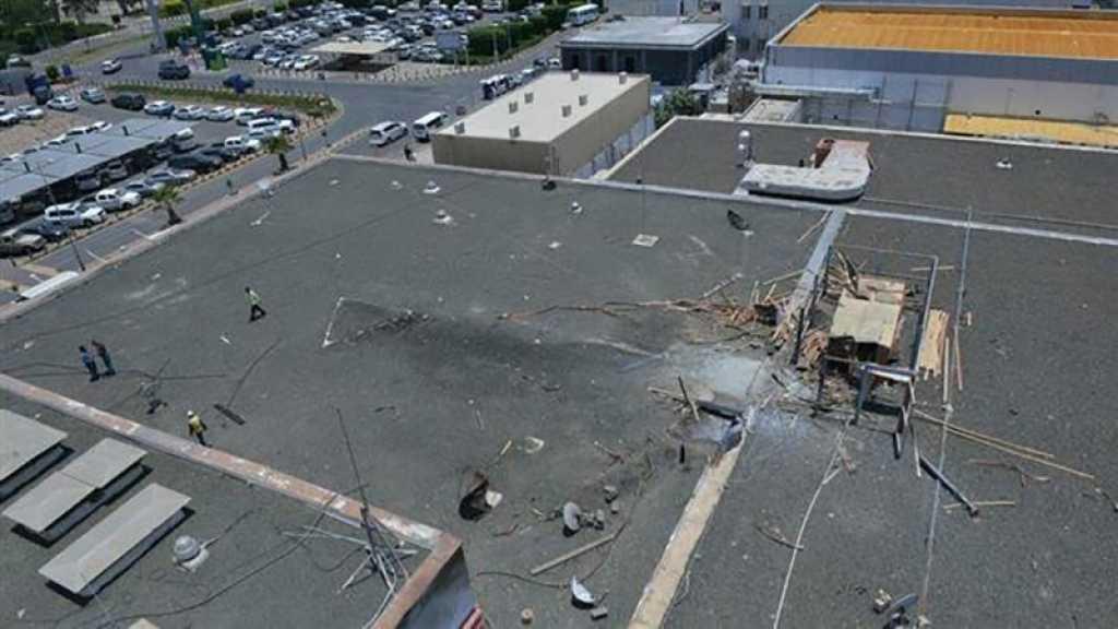 Yemeni Resistance Targets Saudi Airport with Drone
