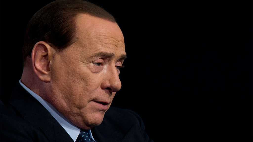 Italy's Berlusconi Tests Positive for COVID-19