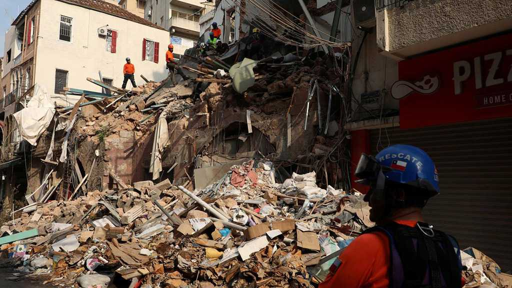 Possible Sign of Life Detected Under Beirut Rubble Weeks after Blast