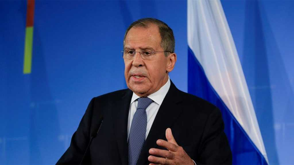 Lavrov Voices Russia's Readiness to Mediate in Eastern Mediterranean Crisis