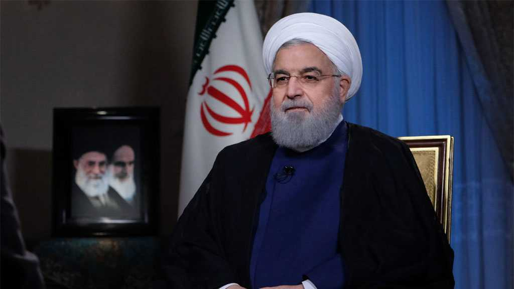 Rouhani: US Ought to Reverse Policy on Iran