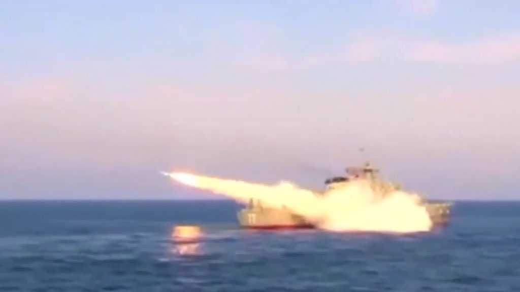 Iran Launches Large-scale Naval Drills Zolfaqar-99 In Strategic Southern Waters