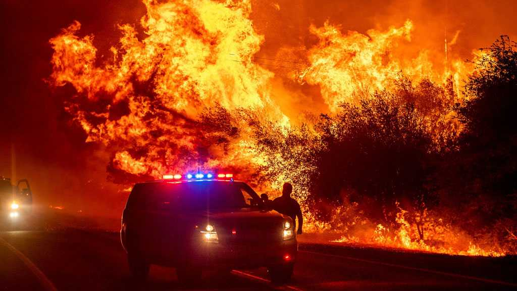 Several Dead, Others Critically Injured in Massive California Wildfire