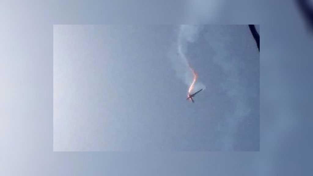 Lebanese Army Shoots Down Intruding 'Israeli' Spy Drone