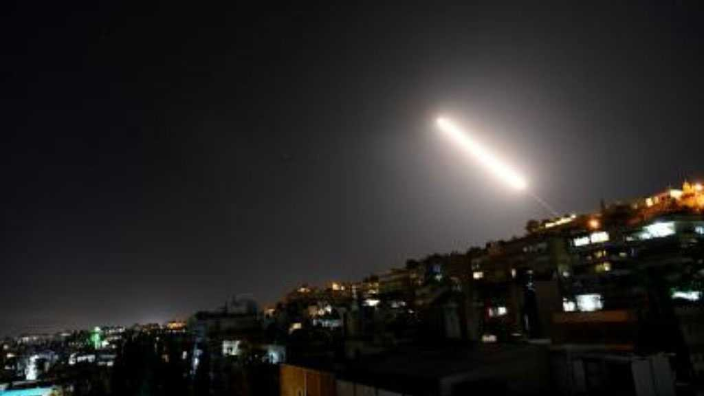 Syrian Air Defenses Destroy 'Israeli' Missiles Over Aleppo