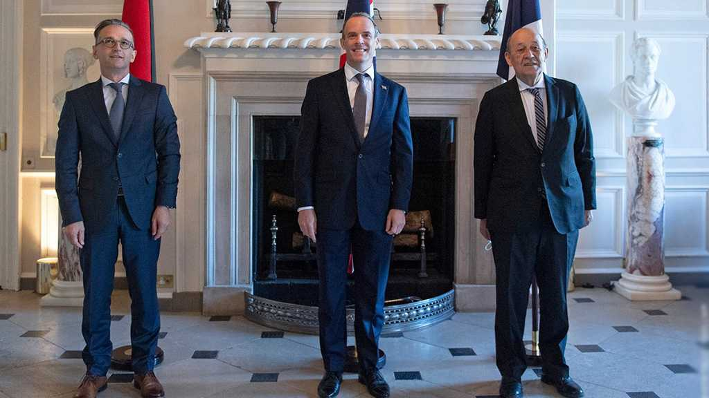 UK, France, Germany Agree To Reject US Demand for Iran Snapback Sanctions
