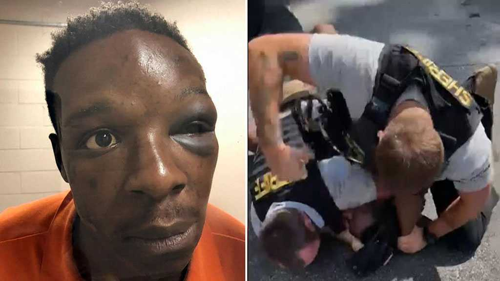 US: Georgia Officer Fired After Video Shows Him Punching Black Man Repeatedly