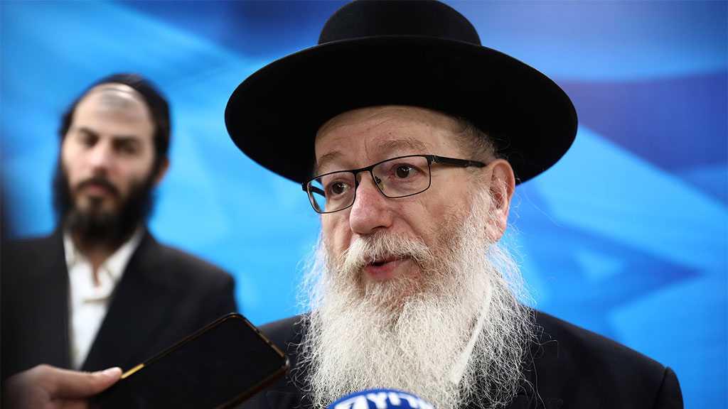 'Israeli' Minister Quits Over Virus Lockdown Plans