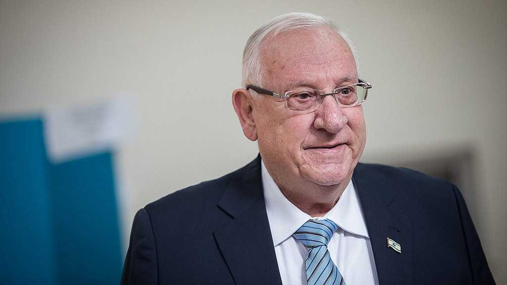Rivlin Apologizes for 'Israeli' Gov't Failure in Stopping Spread of COVID-19