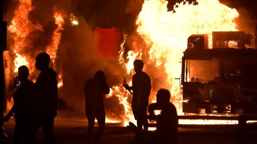 FBI Warns Of 'Combustible Violence' On US Streets Ahead of Presidential Election