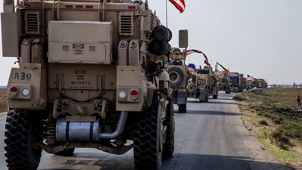 US Deploys More Troops, Armored Vehicles to Oil-rich Eastern Syria