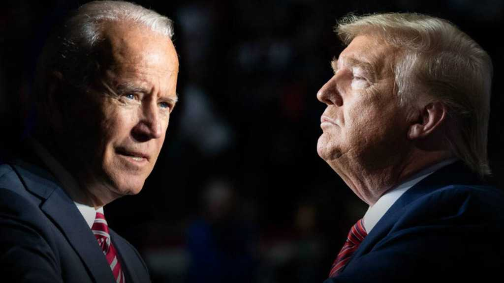 Trump May Ink E.O. to Stop Biden from Running in November Election
