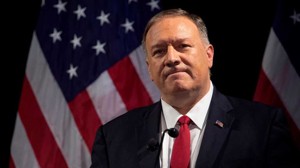 Pompeo Slams Europe for Failing to Support Reinstating UN Sanctions on Iran