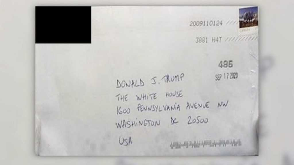 Woman Arrested for Allegedly Sending Trump Poisoned Letter