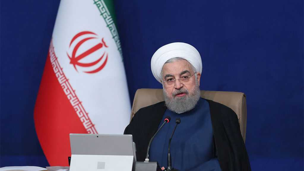 """Rouhani: """"Insight"""" To Challenge Enemies, Iran's Achievement in 4 Decades of Resistance"""