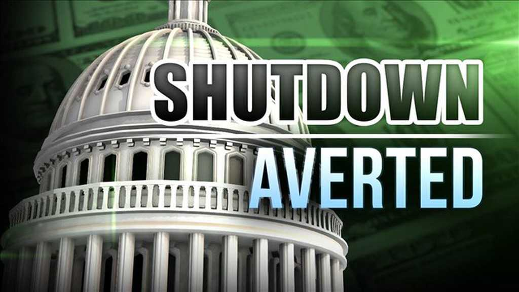 House of Rep. Passes Continuing Resolution Averting Gov't Shutdown