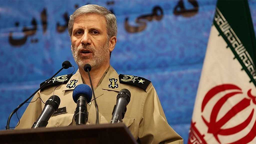 Iran Can Thwart Any Threat at Any Place - Defense Minister