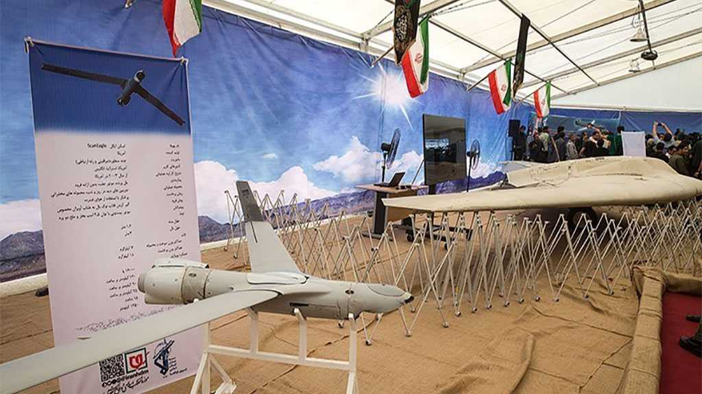 IRGC Navy Receives New Combat, VTOL Drones
