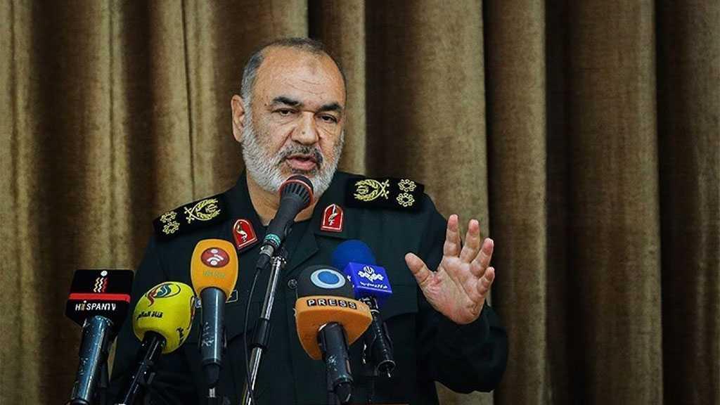 IRGC Boosting Iran Weapons' Capabilities: Salami