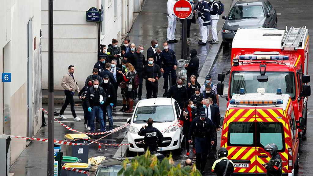 Four Injured in Stabbing Spree Near Charlie Hebdo's Former HQ in Paris
