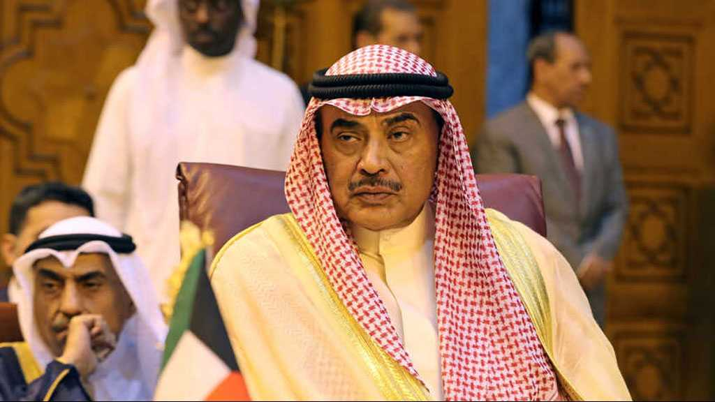 Kuwait PM Calls for End to 'Israeli' Occupation of Palestine