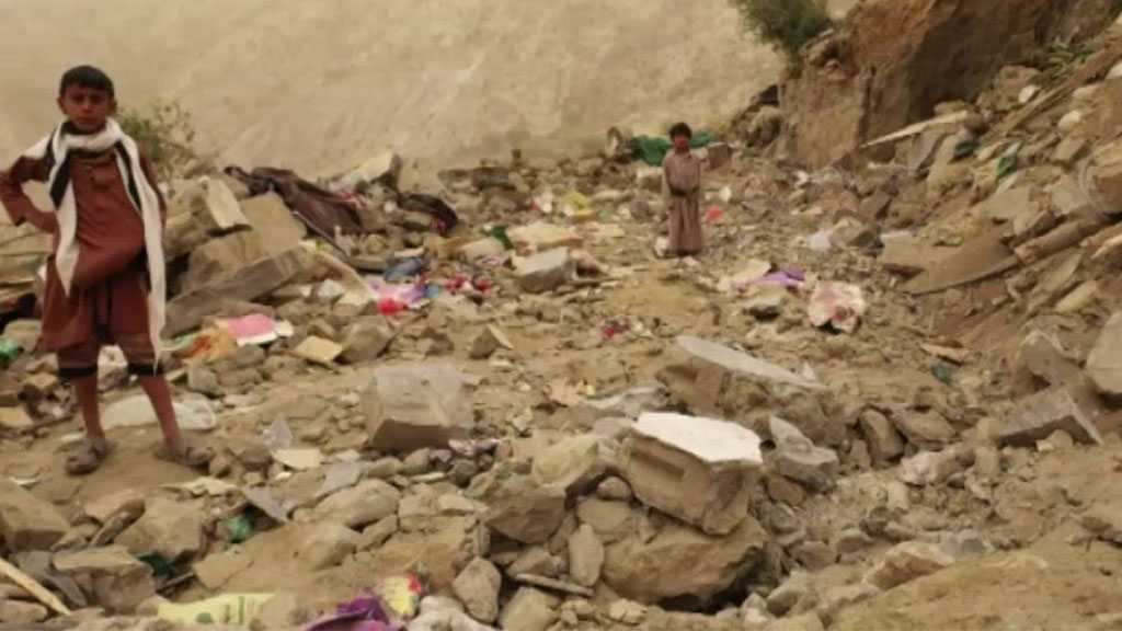 Journos Gather 'War Crime' Evidence at Scene of Saudi-led Airstrike in Yemen