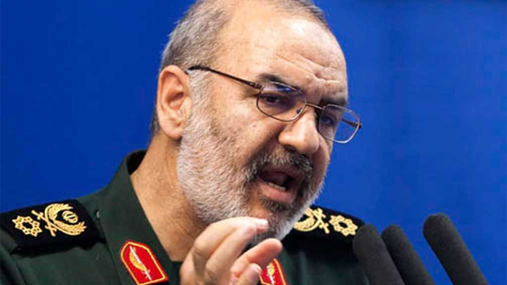 IRGC Chief: Iran Keeps Boosting Defense Power Whatsoever