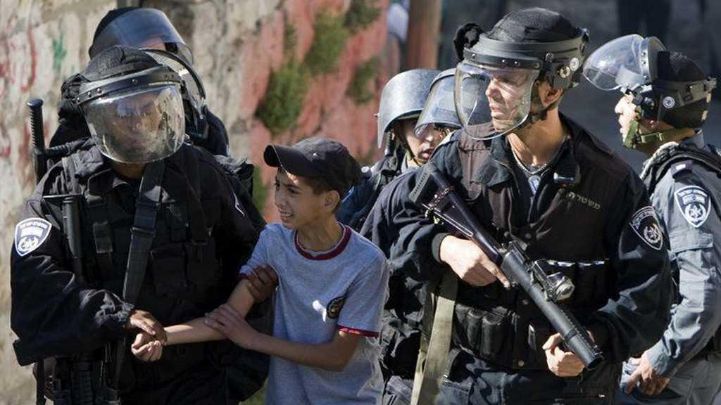 """""""Israel"""" Sends Palestinian Teenager to 5 Years in Jail"""