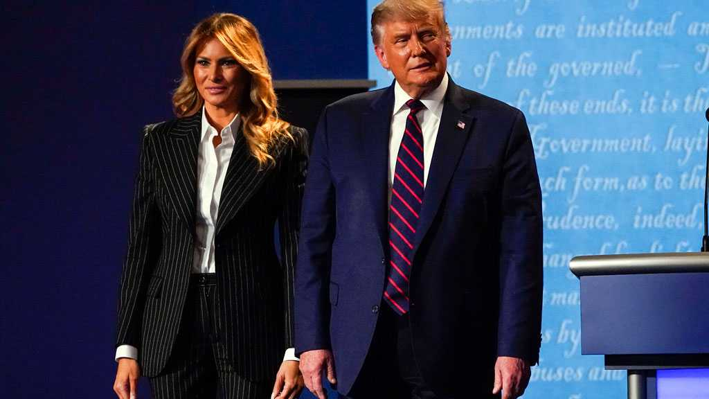 Donald Trump, First Lady Melania Test Positive for Covid-19