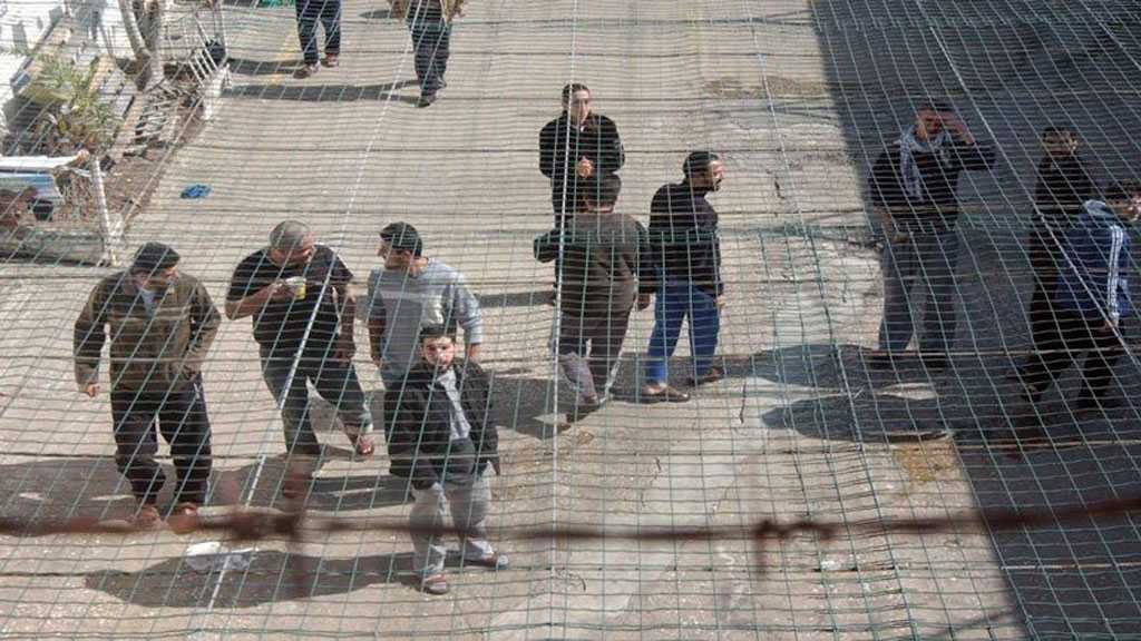 Palestinian Detainees on Hunger Strike as Occupation Authorities Refuse Their Demands