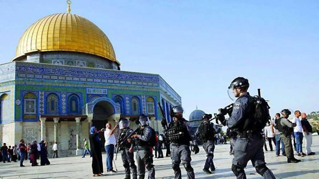 """""""Israeli"""" Occupation Exploits """"Coronavirus"""" to Oppress Maqdessis"""