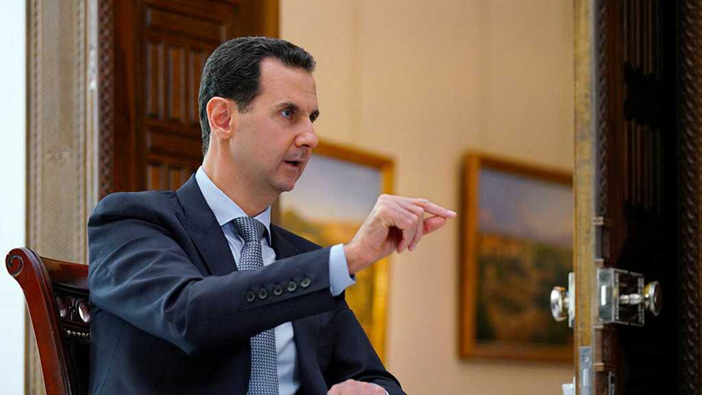"Syria's Assad About Trump's Old Plan to Kill Him: ""Assassination is US' Modus Operandi"""