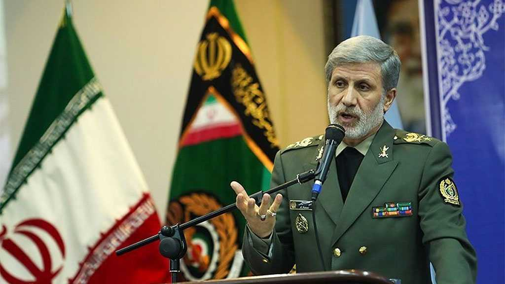 Iran Armed Forces 'Thorn in Side of Enemies' - Hatami