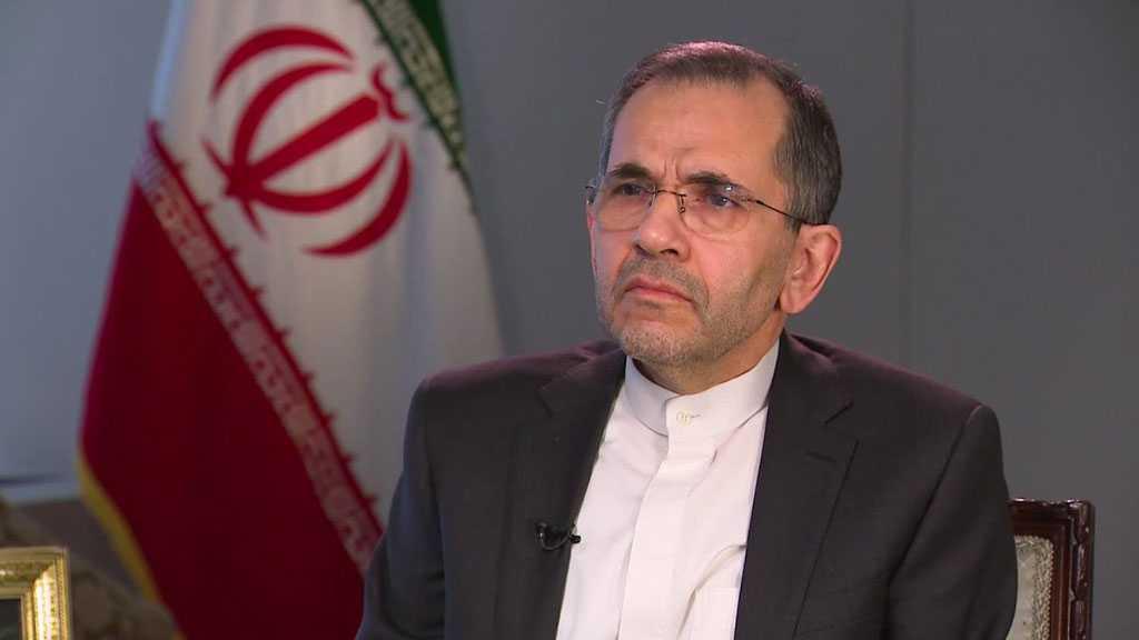 Iran's UN Envoy: US Pressure Campaign 'Example of State Terrorism'