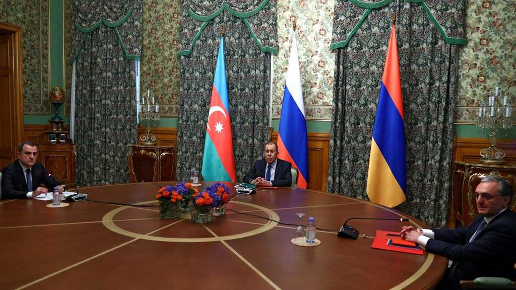 Armenia, Azerbaijan Agree to Ceasefire in Disputed Nagorno-Karabakh After Talks in Moscow