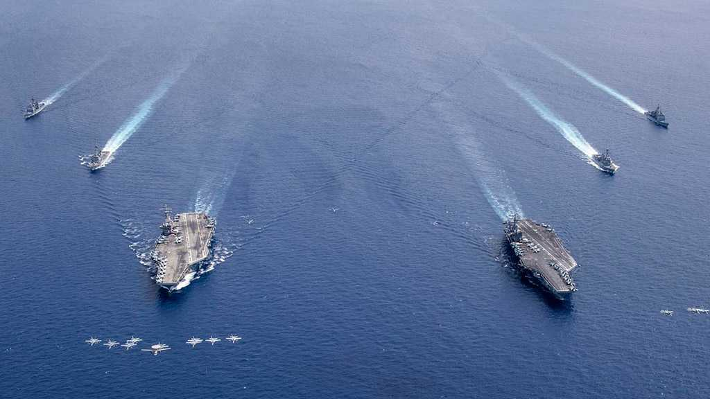 China Demands Halt to Provocative US Moves in S China Sea