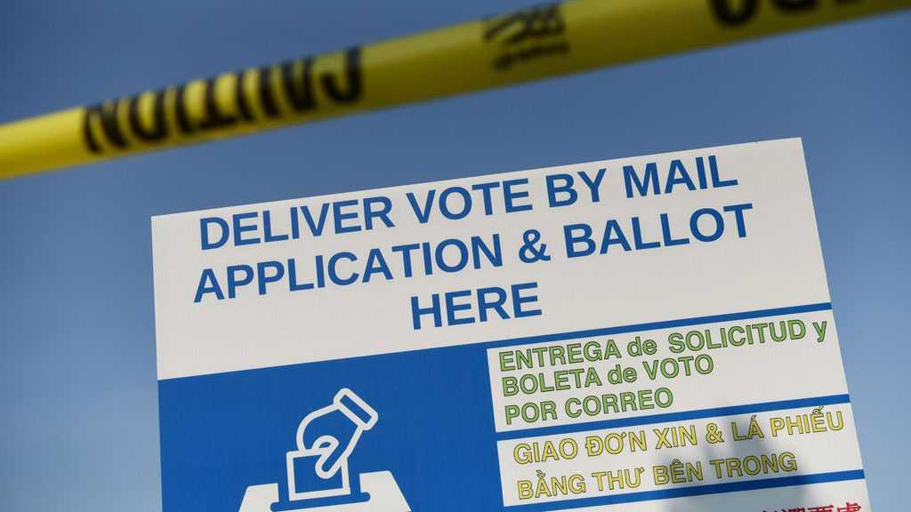 Texas Judge Blocks Governor Order Limiting Ballot Drop-off Sites
