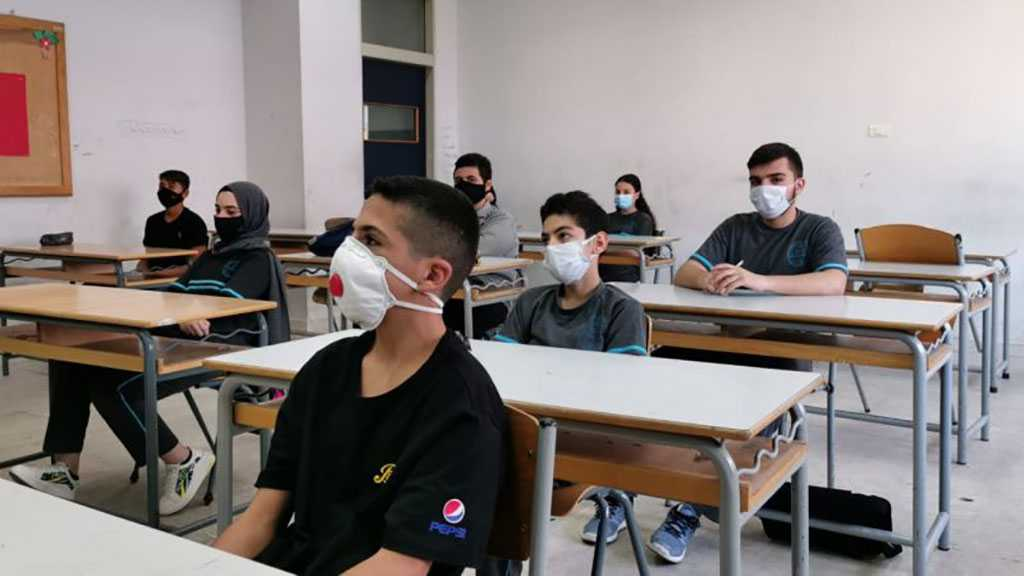Coronavirus Cases Tally Reaches 54,624 in Lebanon As Schools Reopen
