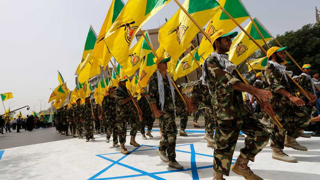 Iraqi Hezbollah Brigades: All Weapons Must Be Pointed at US Positions