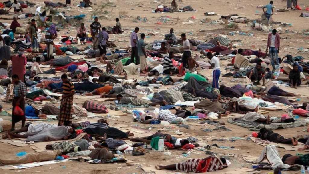 Ethiopian Migrants Are Stuck in Hell Amidst Saudi Arabia Aggression on Yemen