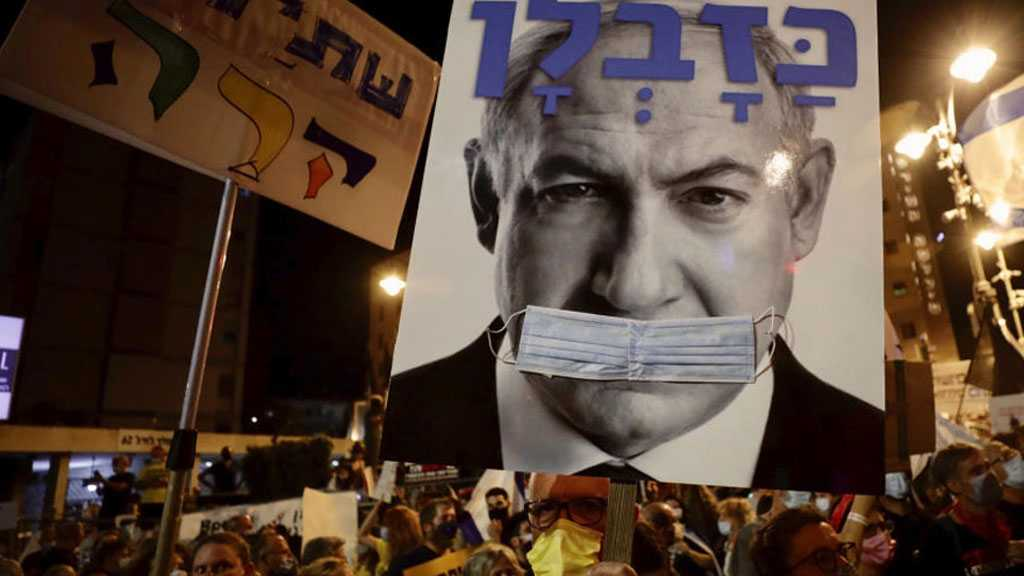 Thousands of 'Israelis' Rally Demanding Netanyahu's Resignation